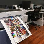 digital printing is reaching the point where it can match or supersede offset printing